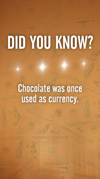 Trivia_ChocolateCurrency