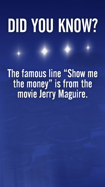 Trivia_JerryMaguire
