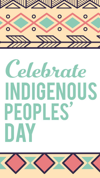IndigenousPeoplesDay
