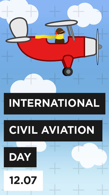 InternationalCivilAviationDay