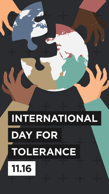 InternationalDayForTolerance