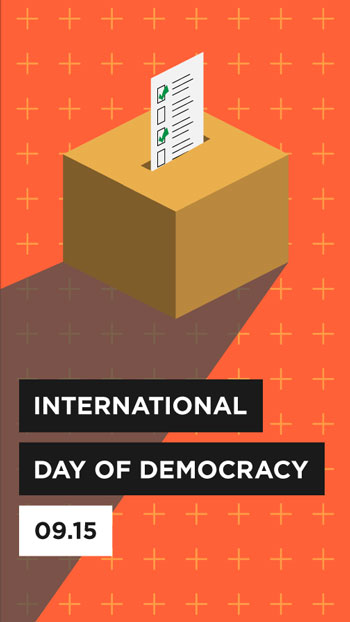 InternationalDayOfDemocracy