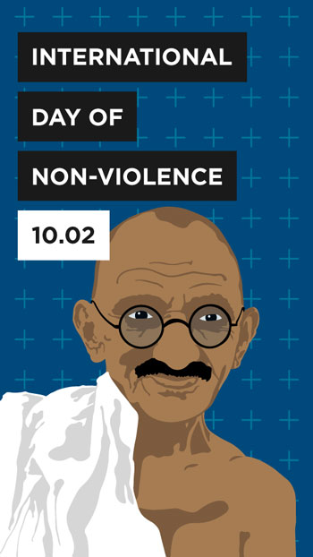 InternationalDayOfNonViolence