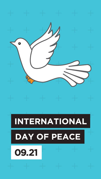 InternationalDayOfPeace