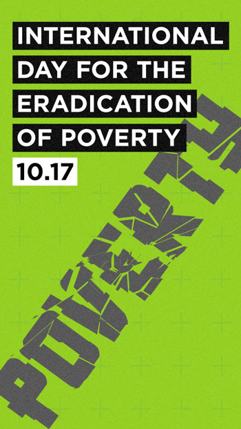 InternationalDayfortheEradicationofPoverty