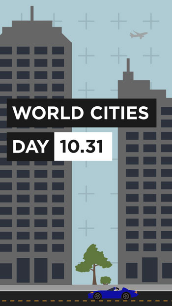 WorldCitiesDay