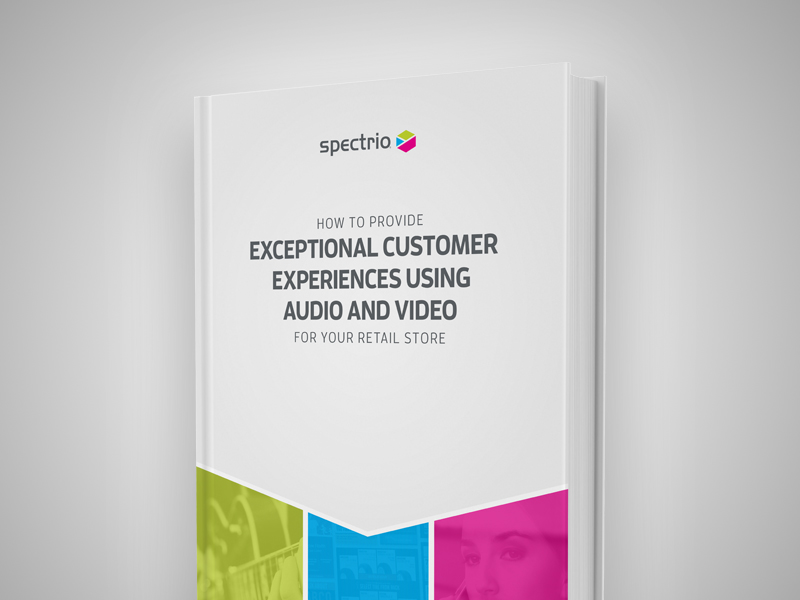 create exceptional customer experiences with audio and video guide whitepaper ebook
